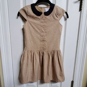 Joe Fresh- Girls size 8 dress with front pleats